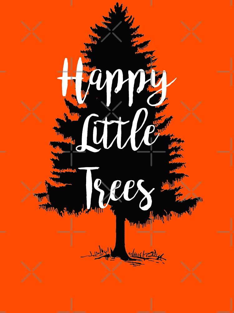 Happy Little Trees (Bob Ross) | Unisex T-Shirt