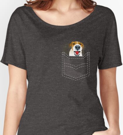 Harry in pocket Women's Relaxed Fit T-Shirt