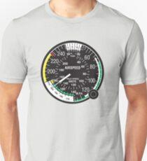 Pilot Airspeed Unisex T-Shirt