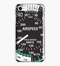 Pilot Airspeed iPhone Case/Skin