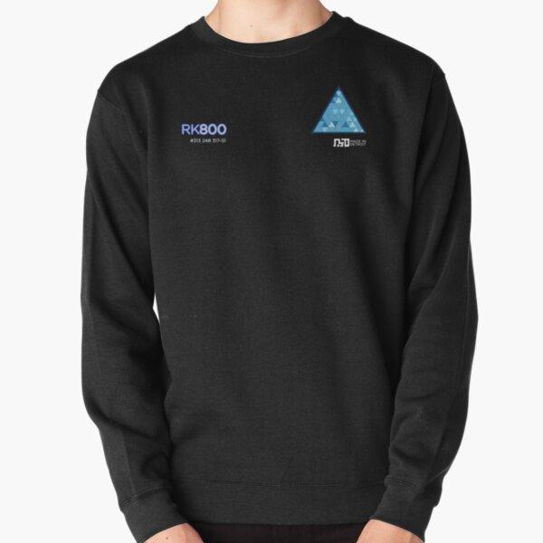 Detroit Become Human 5 Pullover Sweatshirt