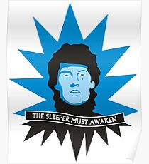 The Sleeper Must Awaken Poster