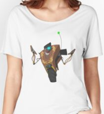 Jakob's Claptrap Sticker Women's Relaxed Fit T-Shirt