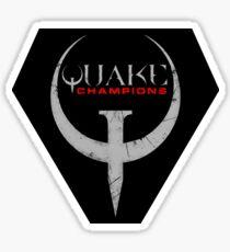 Quake Champions Sticker