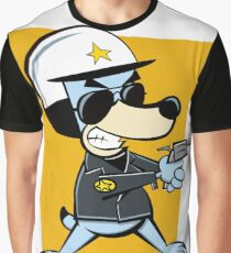 Tackleberry Hound Graphic T-Shirt