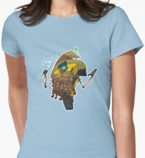 Wizard Claptrap Sticker T-Shirt