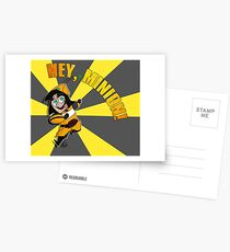 Hey, Minion! Postcards