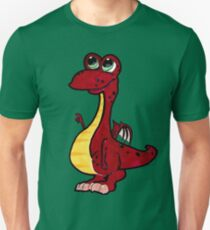 Lil' Dragon Unisex T-Shirt