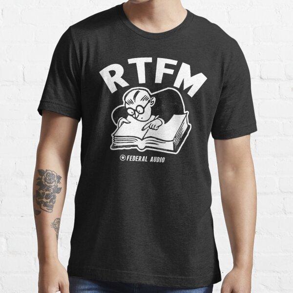 RTFM (WB) Essential T-Shirt