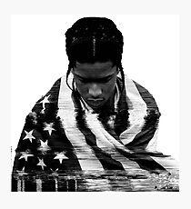 Long Live A$AP Photographic Print