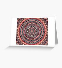 Mandala 126 Greeting Card