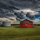 Red Under Grey by IanMcGregor