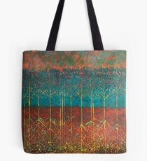 Trees & Roots Tote Bag