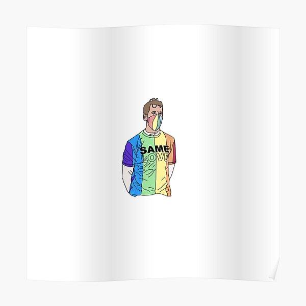 Sebastian Vettel - Gleiche Liebe Poster