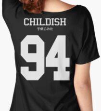 Childish Jersey (custom) Women's Relaxed Fit T-Shirt