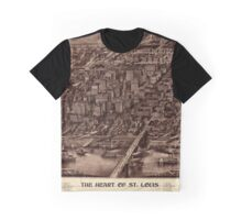 St. Louis 1907 Sepia Graphic T-Shirt