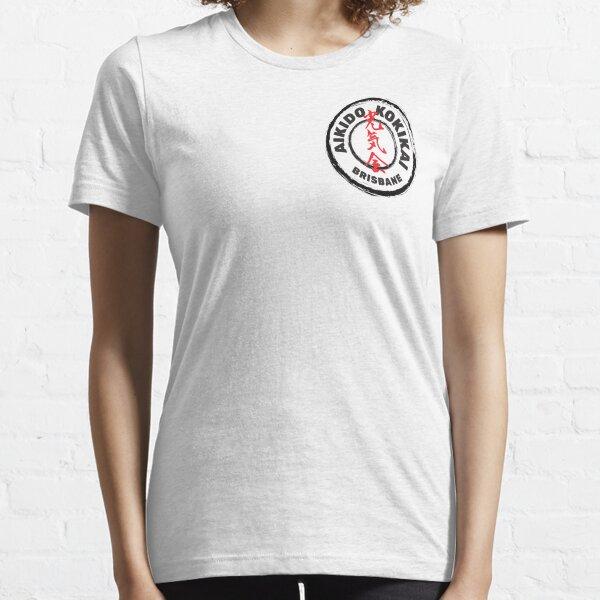 Aikido Kokikai Brisbane Essential T-Shirt