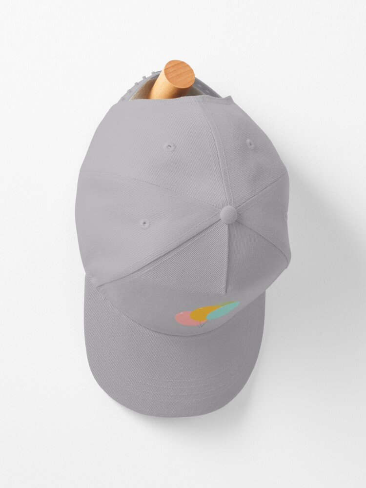 Alternate view of Colorful Balloons Cap