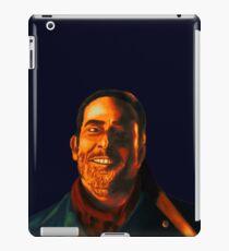 Negan Fanart- Orange Ver. iPad Case/Skin