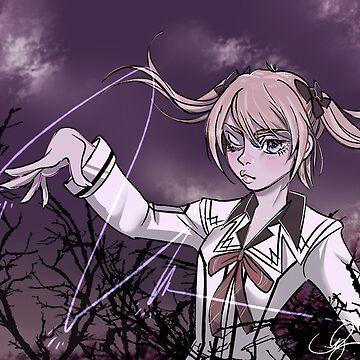 Lightning  by KokoroDroid