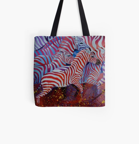 Joyful creations. All Over Print Tote Bag