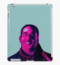 Negan Fanart- Hell Ver. iPad Case/Skin