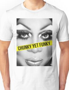 Chunk yet Funky Unisex T-Shirt