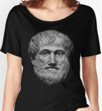 Aristotle portrait Women's Relaxed Fit T-Shirt