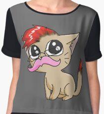 YouTuber Kittens: Markiplier Chiffon Top