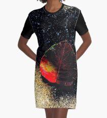 Crisp. Graphic T-Shirt Dress