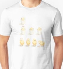 Hatched Chicks - as in baby chickens... T-Shirt