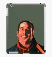 Negan Fanart- Copper Ver. iPad Case/Skin