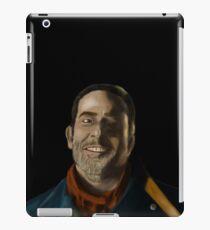 Negan Fanart iPad Case/Skin