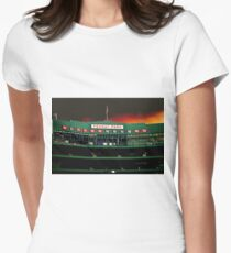 Fenway Park Women's Fitted T-Shirt