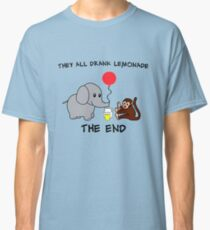 The Elephant Who Lost His Balloon Classic T-Shirt