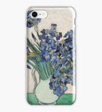 Vincent Van Gogh - Irises, 1890 iPhone Case/Skin