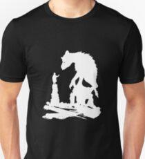 The Last - White Brush  T-Shirt