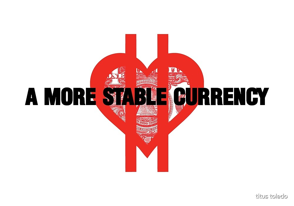 a more stable currency by titus toledo