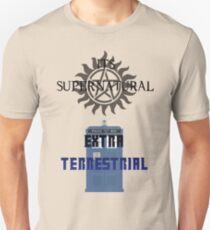 Its supernatural Dr who T-Shirt