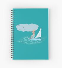 baby mariner Spiral Notebook