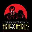 The Adventures of Erik & Charles by Justin Valdivia