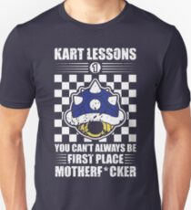 Kartstunden # 01 Slim Fit T-Shirt