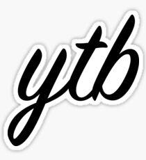 ytb Sticker