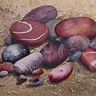 Pebbles by Val Spayne