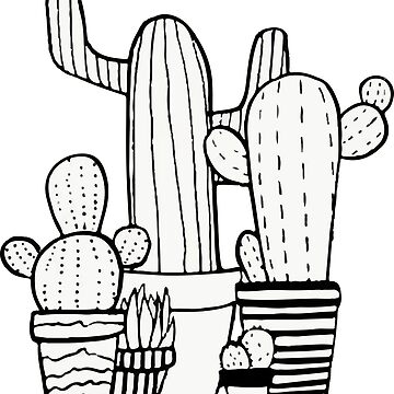 Simple Cacti by Roeszler