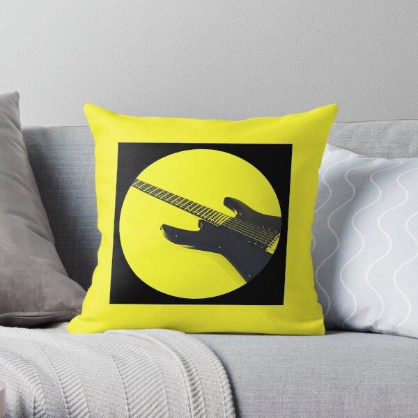 Engedi 1 Flavescent Throw Pillow