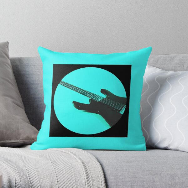 Engedi 1 Seafoam Throw Pillow