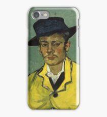 Vincent Van Gogh - Armand Roulin 1888 iPhone Case/Skin