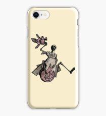 Elsie Got A New Space Hopper! iPhone Case/Skin