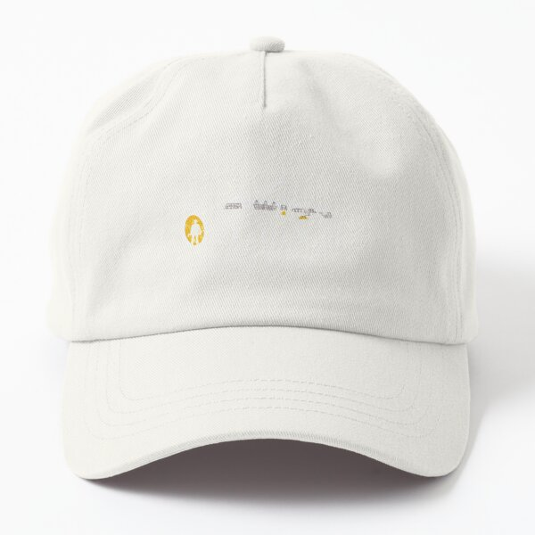 The Shining - Overlook Hotel Yellow lights (Distressed) Dad Hat